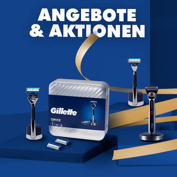 Gillette Angebote