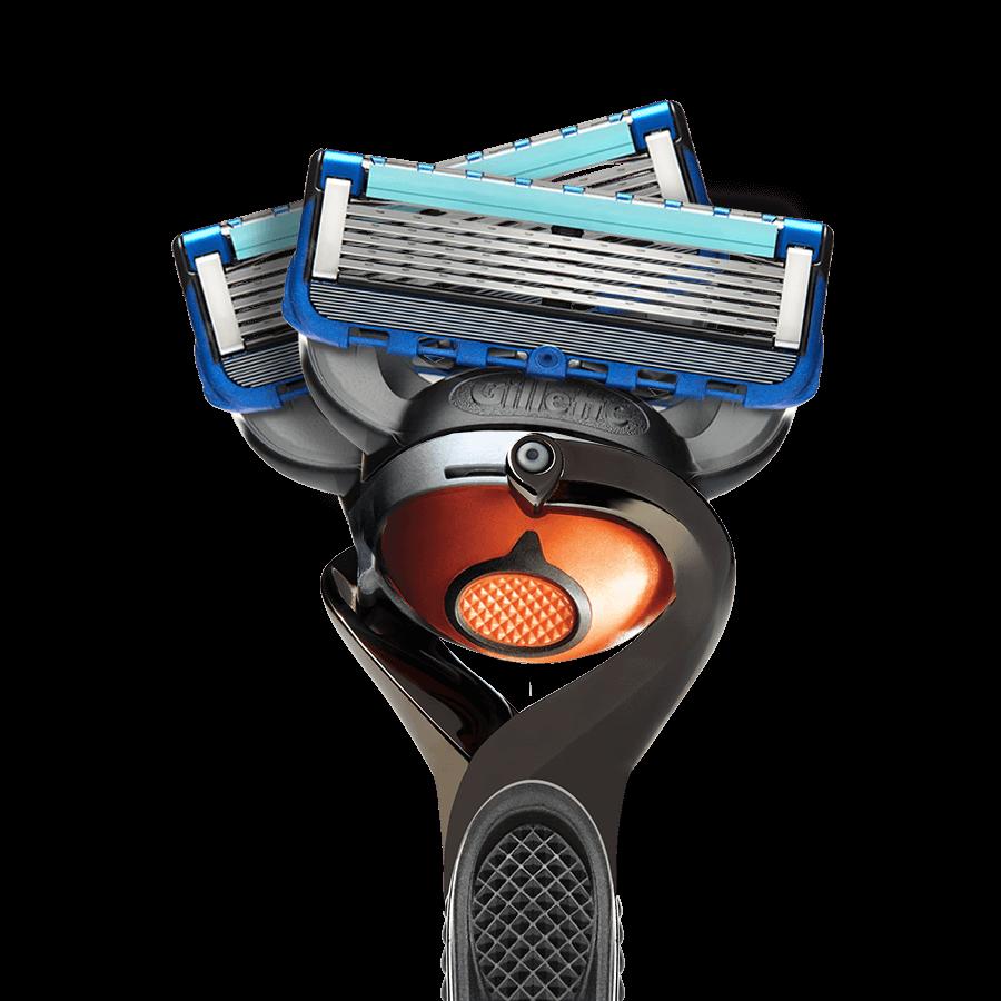 Fusion5 ProGlide Rasierer | Schwingkopf Flexball Technologie | Gillette DE