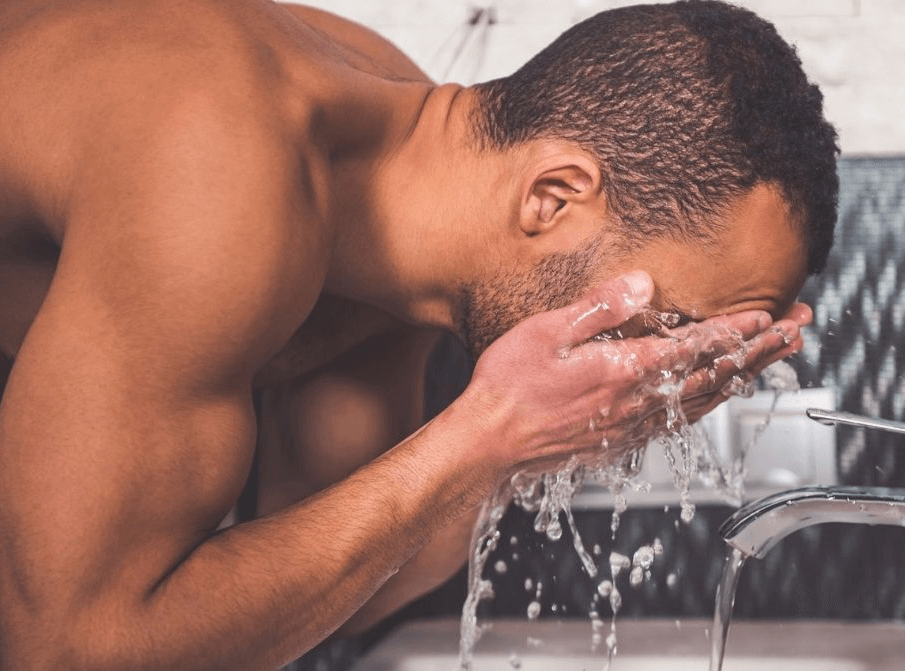 Why It's So Important to Wash Your Face