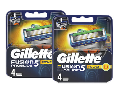 Buy two packs and save on selected blade refills. Valid for a limited time only.