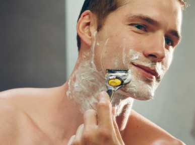 For a limited time only, save 33% on selected razors.