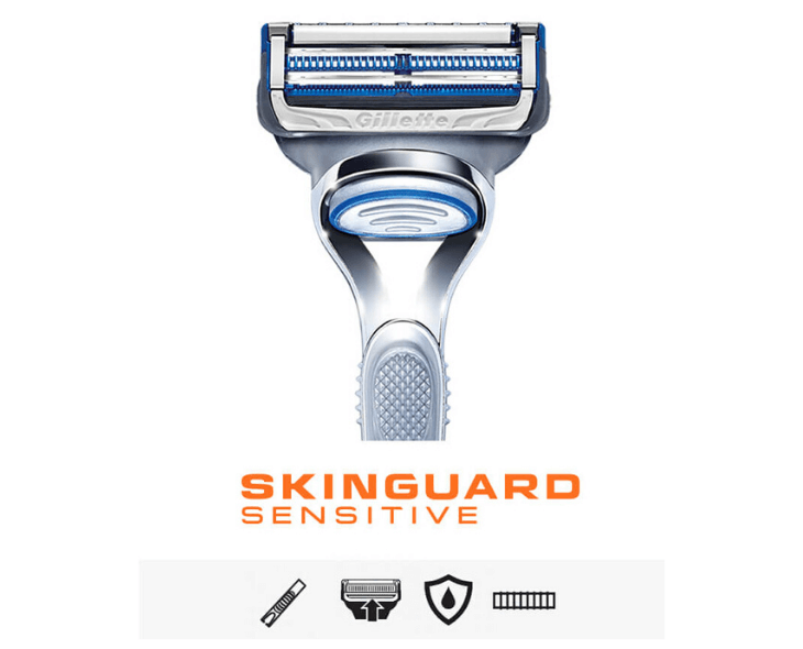 Gillette Skinguard Sensitive Razor