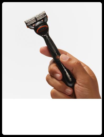 Gillette Pro Razor in Hand