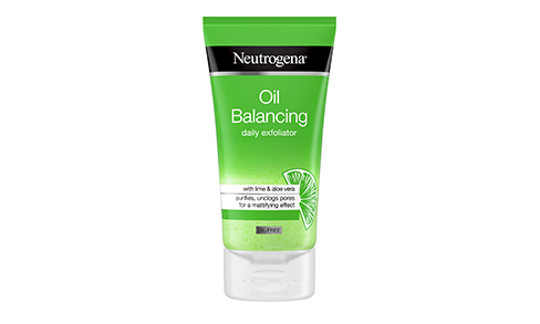 Neutrogena® Oil Balancing Daily Exfoliator 150ml