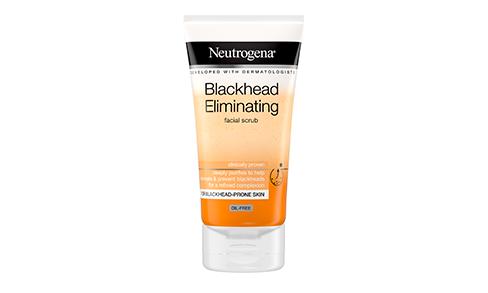 Neutrogena® Blackhead Eliminating Facial Scrub 150ml