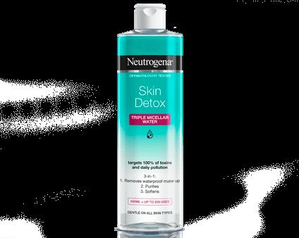 Skin Detox Triple Micellar Water