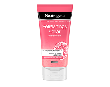 Neutrogena® Refreshingly Clear Daily Exfoliator 150ml