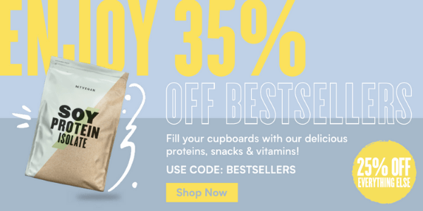 35% Off Bestsellers | Code: BESTSELLERS and 25% Off Everything else