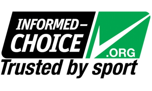 Informed Choice - Trusted by Sports Logo