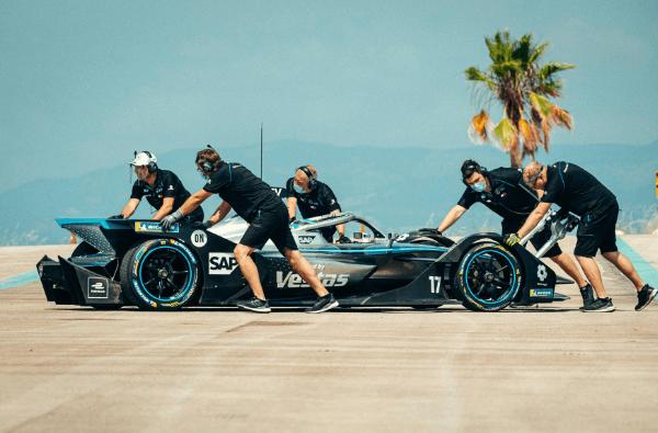 Mercedes-Benz Formula E Team