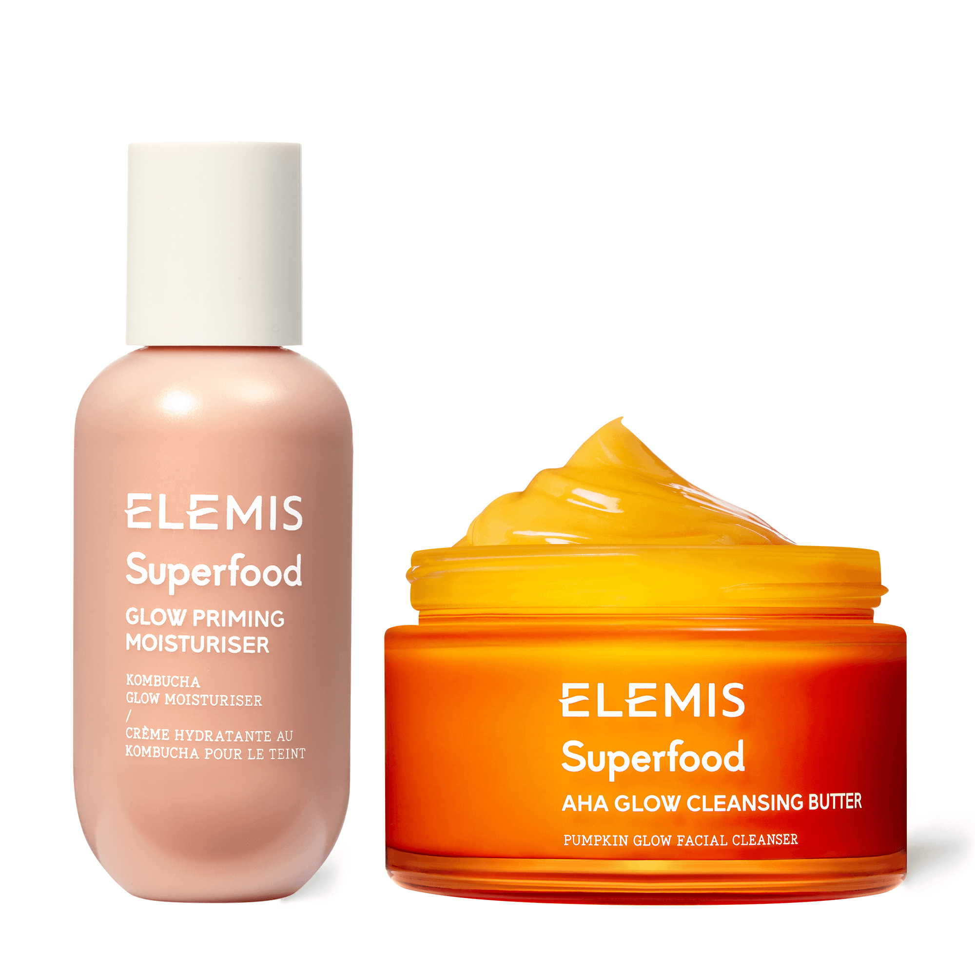 Superfood Cleanse & Glow Duo