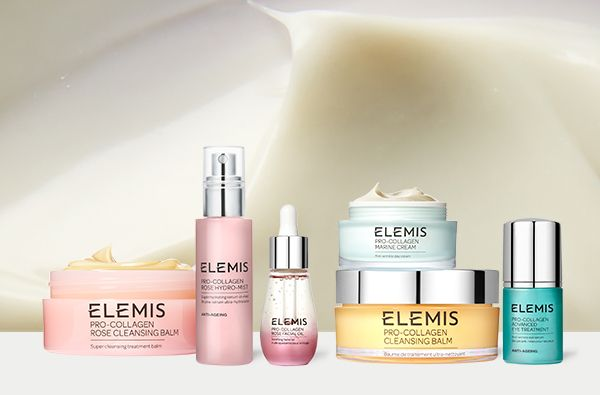 Sets para el cuidado de la piel Elemis