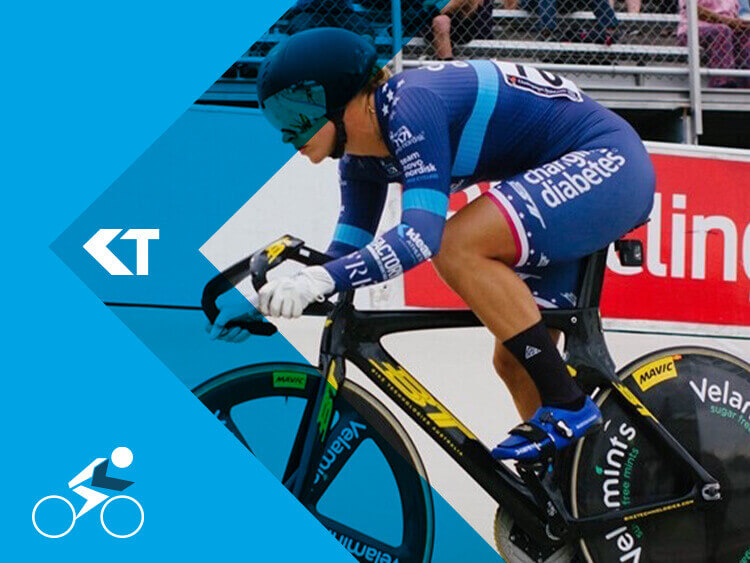 Mandy Marquadt Sprint Track Cyclist