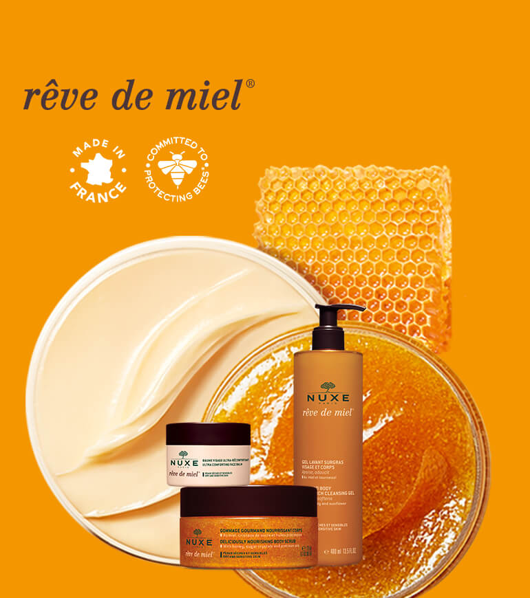 Rêve de Miel® Discover the irresistible comfort of responsibly-sourced honey.
