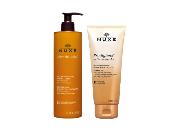 Bath & Shower. NUXE Body cleansers have delightful textures combining a cleansing action with a delicate and irresistible fragrance that will envelop you.