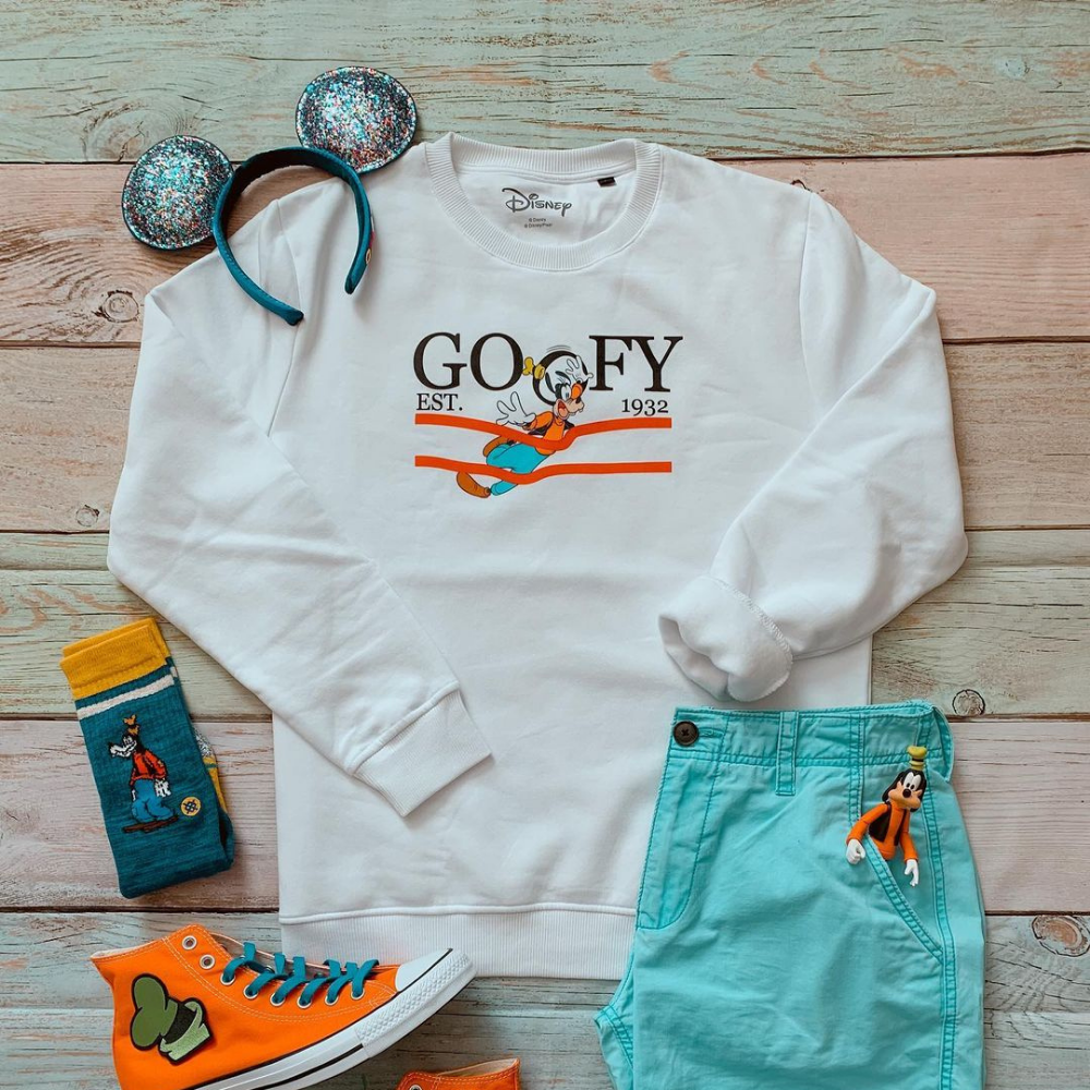 Disney Goofy Sweatshirt