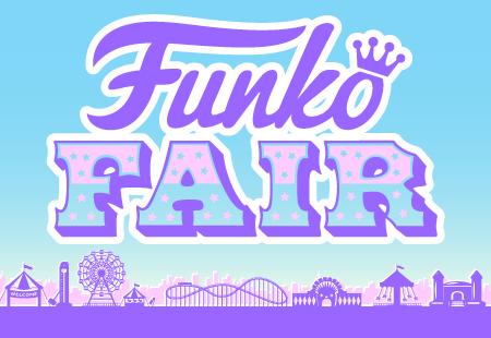 Funko Fair Banner