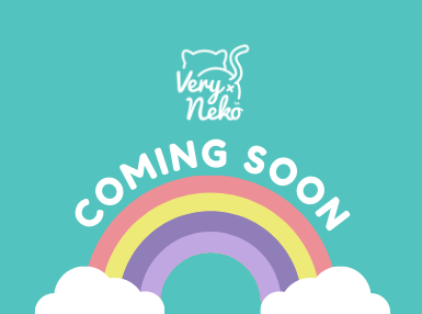 VeryNeko Coming Soon Banner
