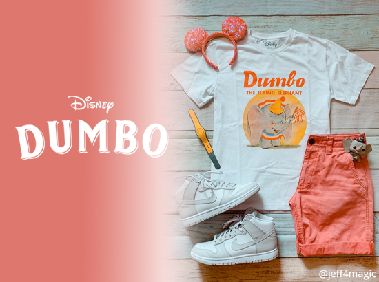 Dumbo Clothing Collection at VeryNeko