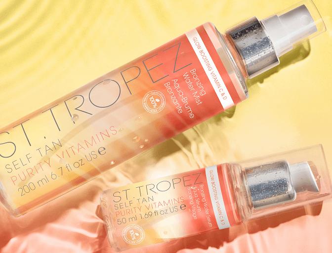 St.Tropez Self Tan Purity Vitamins range