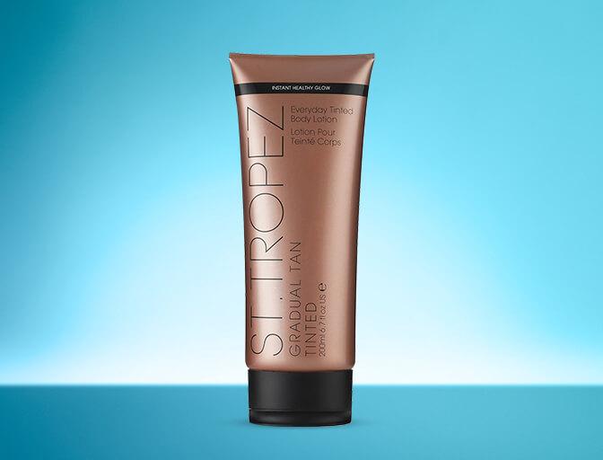 St.Tropez Gradual Tan Tinted Body Moisturiser product