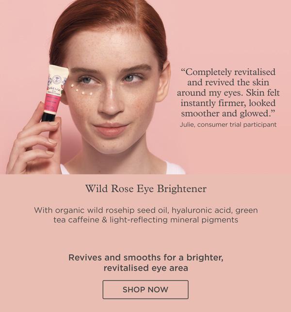 Wild Rose Eye Brightener