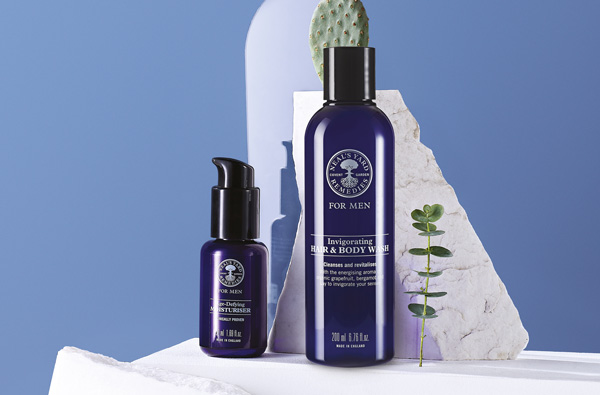 Choose his favourites…     3 for 2 on Men's skincare