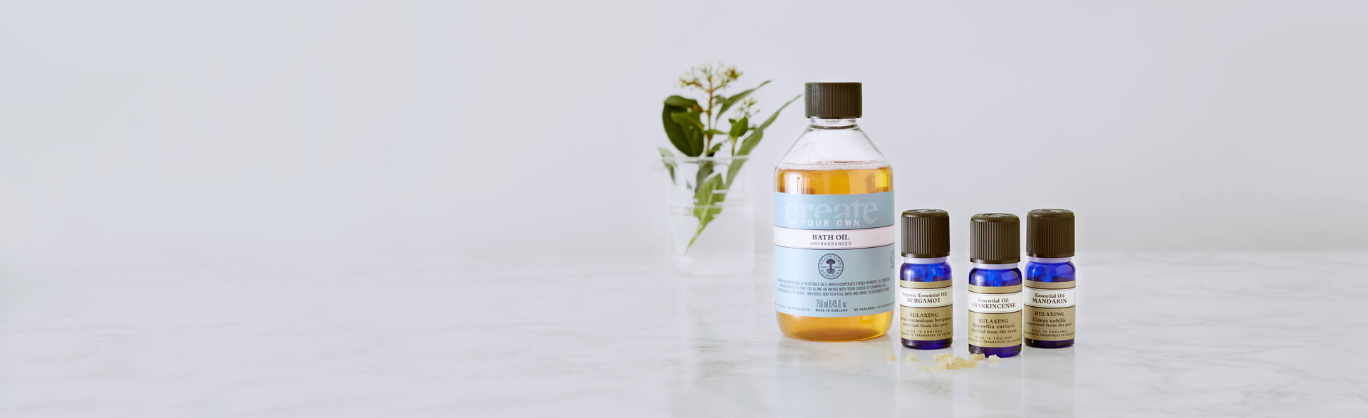 Learning to blend your own essential oils is a wonderful way to help create a space of relaxation that works specifically for you and those around you.