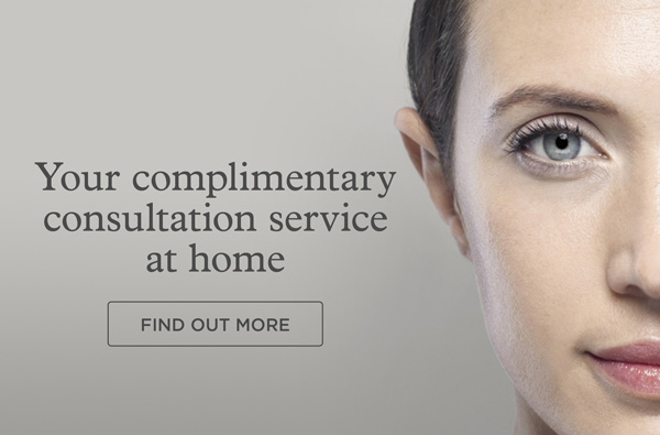 Your complimentary consultation service at home - find out more