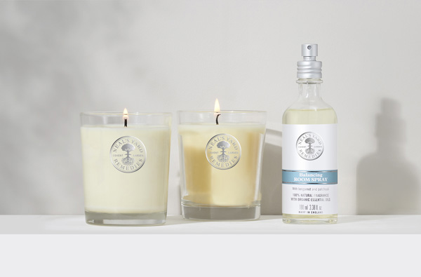 Candles & Room Sprays