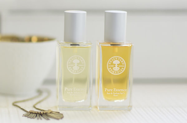 Organic fragrances