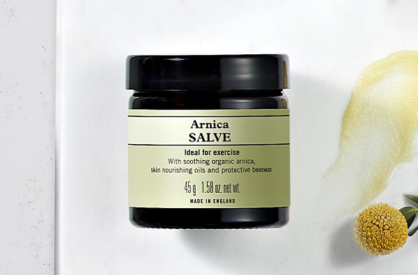 Natural herbal creams, oils and salves