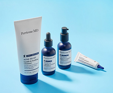 Prebiotic Acne Therapy