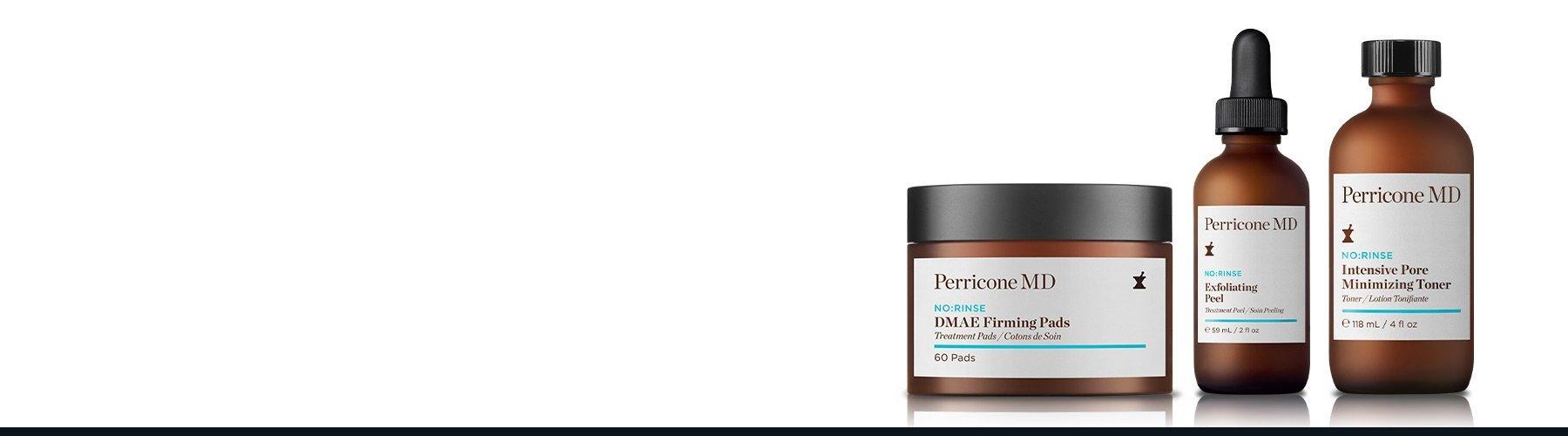 Exfoliators & toners Perricone MD