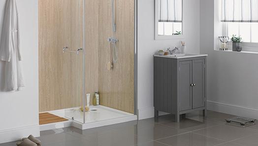 Shower Wall Panel Kits