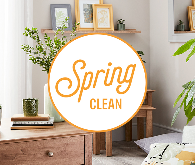 Hit the refresh - spring clean