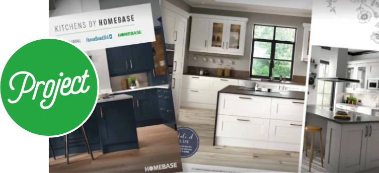Project. Kitchens by homebase