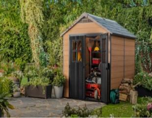 Garden storage from Keter