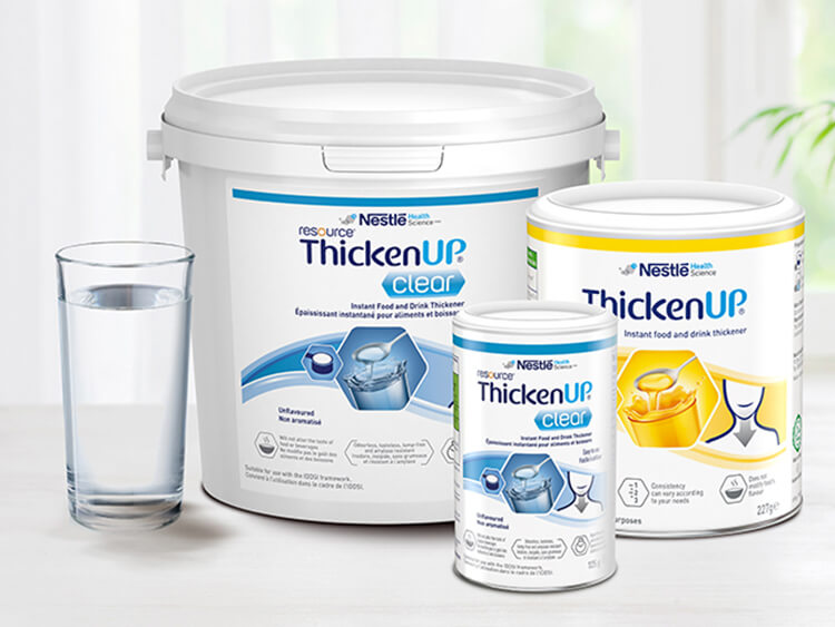Thicken Up products