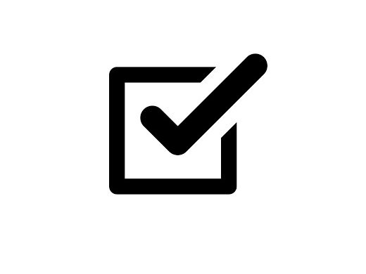 Ticked Checkbox Icon