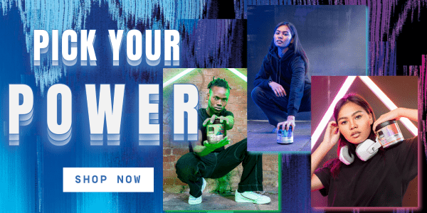 Pick Your Power. Shop Now.