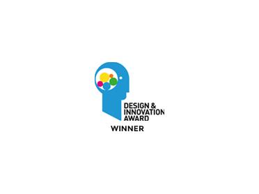 Design & Innovation Award Winner