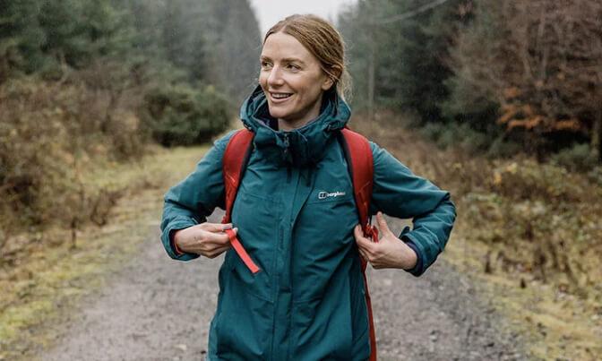 Shop waterproof jackets