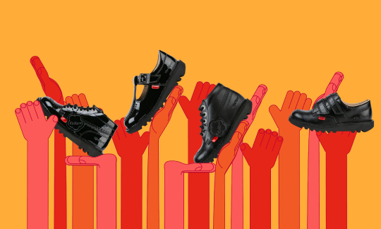 School Shoes Size Finder