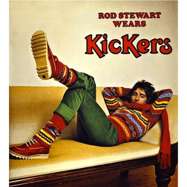 Rod Stewart Wears Kickers