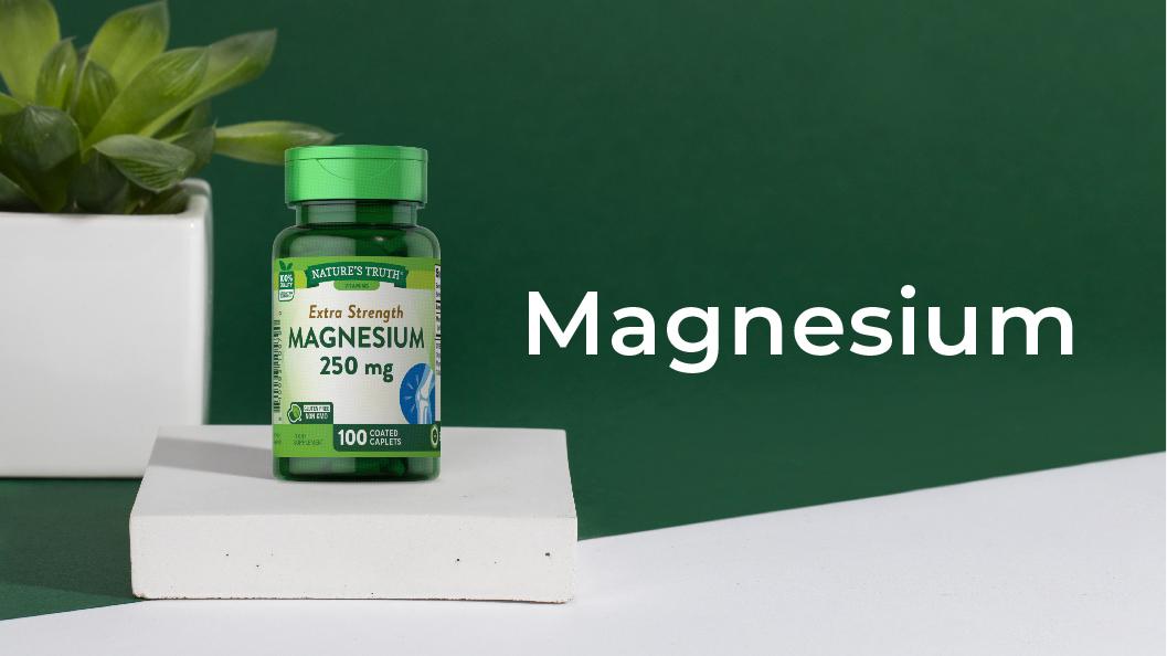 Magnesium list