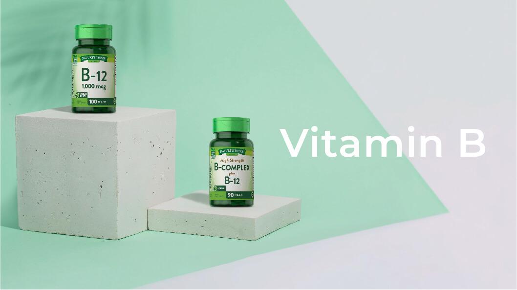 Vitamin B list