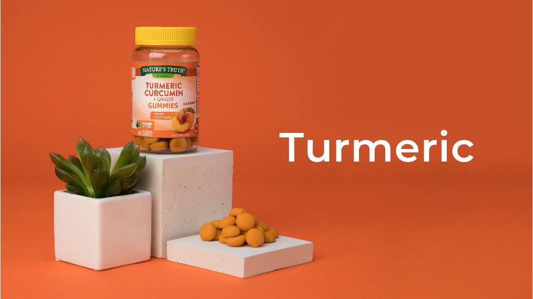 Turmeric list
