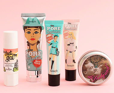 benefit primers and foundations