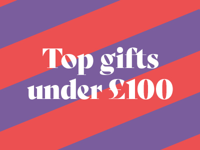 Top Christmas Gifts under £100